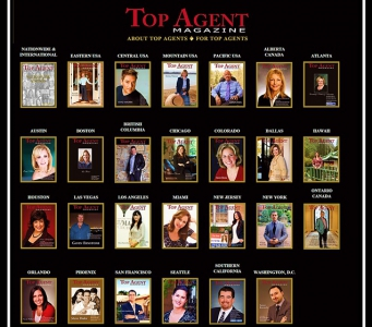 Top Agent Magazine Regional Cover Houston Area Mari Montgomry of Mari Montgomery Realty, Huntsville TX, Lake Conroe, Lake Livingston Home Sales