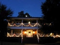Personal Notes - Christmas Vignette: Many Miles of Mistletoe, Huntsville TX...
