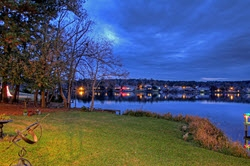 Community News and Events - Have You Always Wanted Waterfront Property?