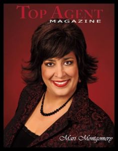 Mari Montgomery Realty represents the Houston Area on Top Agent Magazine 2012