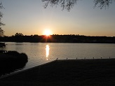 Personal Notes - TX: Walker County: Huntsville: Elkins Lake Sunsets, WOW!